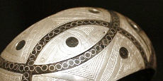 Mauritanian silver jewelry - All
