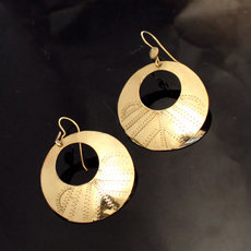 Fulani Circles Earrings