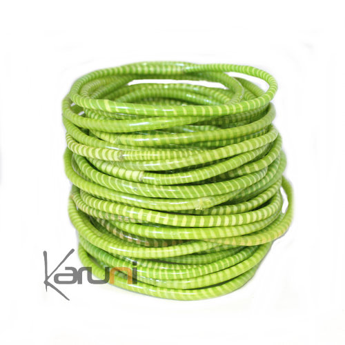 Jokko Bracelet Green Apple X12