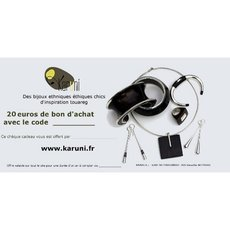 Gift Cards Online Jewelry Home Decor Karuni Store 20 euros
