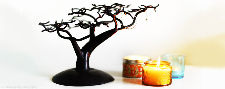 Baobab Jewelry Holder Trees