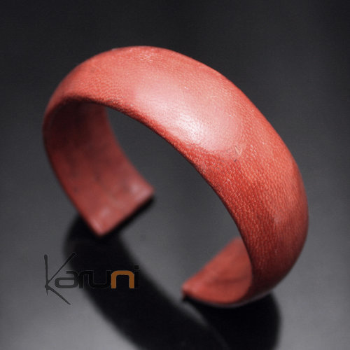 Tuareg Leather Bracelet 14
