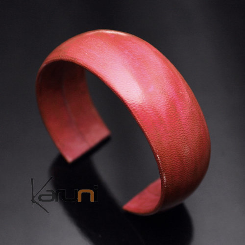 Tuareg Leather Bracelet 03
