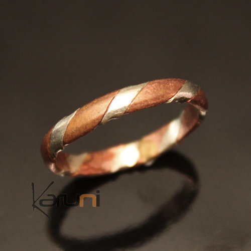 Mauritanian Ring Copper