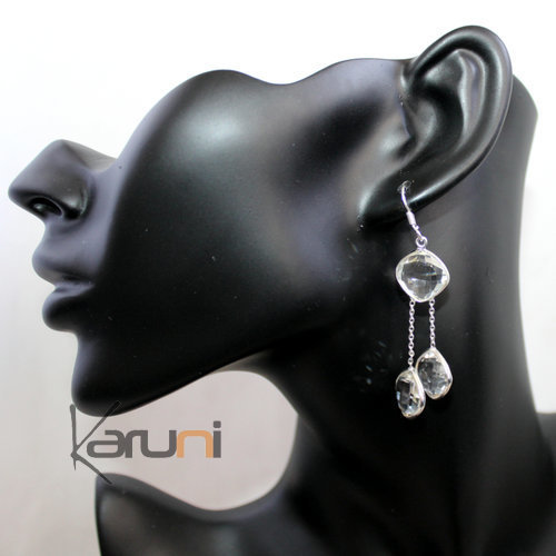 Indian Crystal Earrings 37