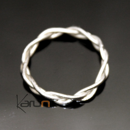Ring Ring Alliance Silver 925 03 Braided