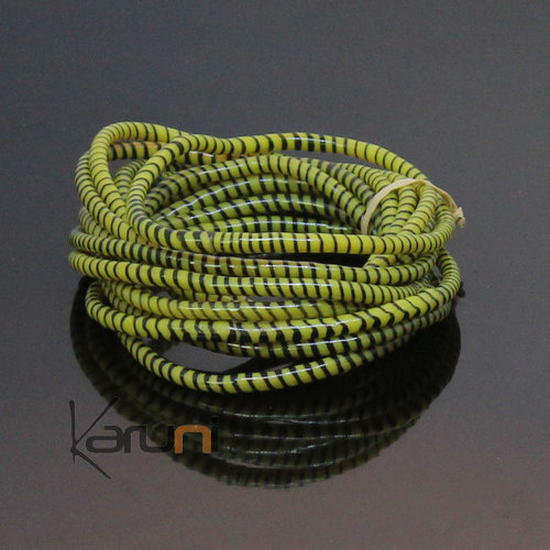Jokko Bracelet Yellow Black X12