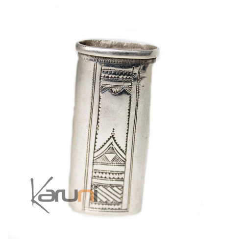 Jewel Lighter Holder Silver 960