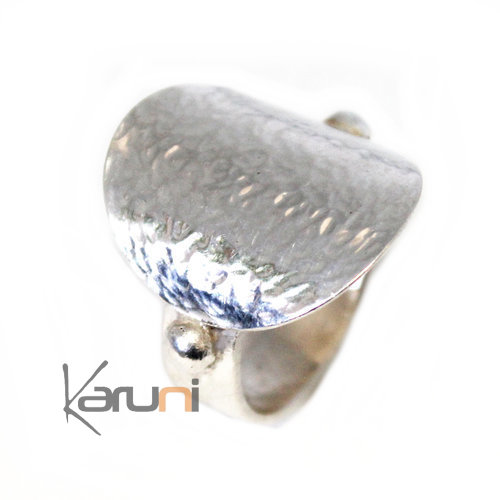 Fancy Silver Ring  KARUNI 1065