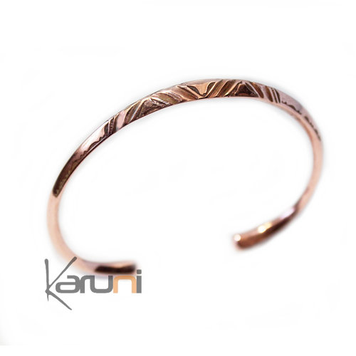 Fancy Copper bracelet 3033