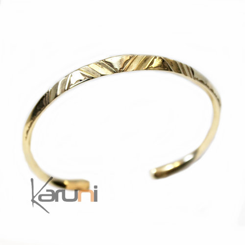 Fancy bracelet Bronze 3034