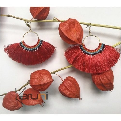 Fancy Earrings 4033