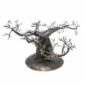 Baobab jewelry tree holder