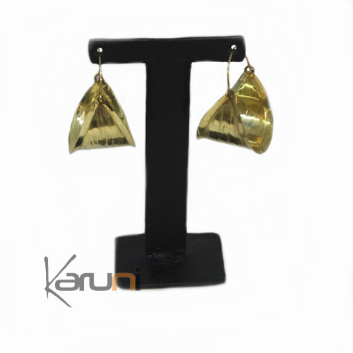 T Metal Recycled Earrings Holder