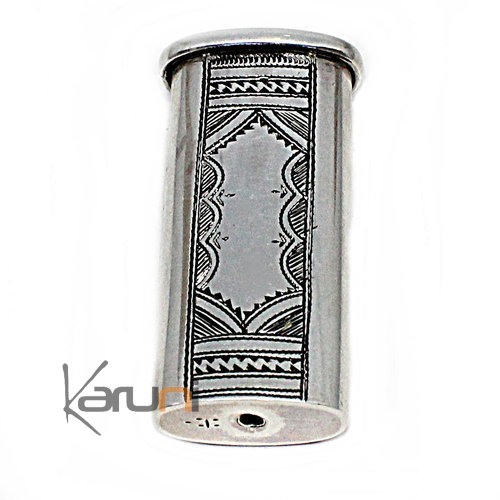 Jewel Lighter Holder 999 Silver Ref1