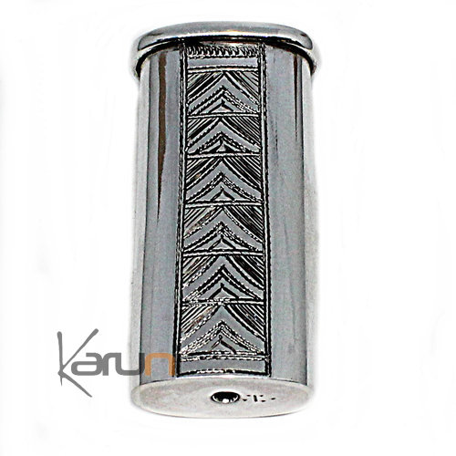 Jewel Lighter Holder 999 Silver Ref2