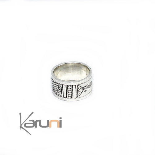 Ethnic Exclusive Sterling Silver Ring 1106
