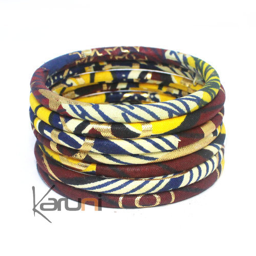 Brown Wax Bracelets