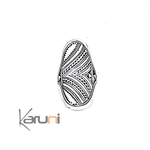Sterling Silver Engraved Ring 1120