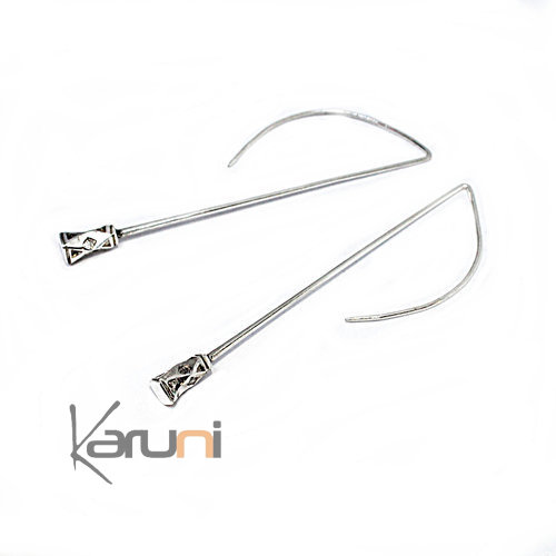 Sterling Silver Earrings 5130